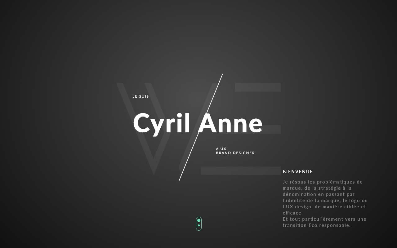 Cyril Anne UX designer